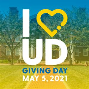 Join us for 'I Heart UD Giving Day'